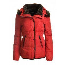 Desigual dámská bunda Cecilia 36 červená