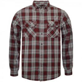 Bushman Košile ANCASTER, červená, XXXL