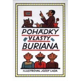Burian Vlasta: Pohádky Vlasty Buriana