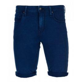 Pepe Jeans pánské kraťasy Cage 30 tmavě modrá