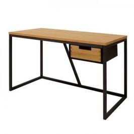 Danish Style Pracovní stůl se zásuvkou Rooms, 130 cm