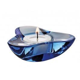 Stelton Svícen pro čajovou svíčku Aura, 9 cm, modrá