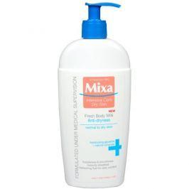 Mixa Osvěžující tělové mléko proti vysušování pokožky 400 ml