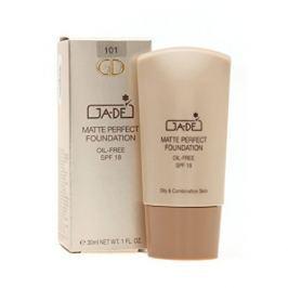GA-DE Matující make-up pro mastnou až smíšenou pleť SPF 18 (Matte Perfect Foundation) 30 ml (Odstín No. 10