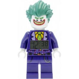 LEGO Batman Movie Joker - hodiny s budíkem