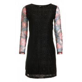 Desigual dámské šaty Pichi Ml 34 černá