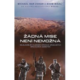 Bar Zohar Michael, Mišal Nisim: Žádná mise není nemožná: Nejslavnější vojenské operace izraelských s