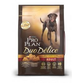 Purina Pro Plan Dog Adult Duo Délice Chicken 2,5 kg