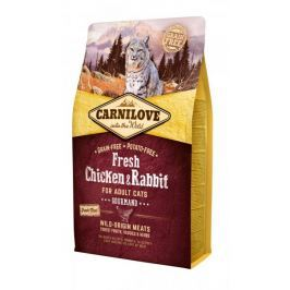 Carnilove Chicken & Rabbit Gourmand for Adult cats 2 kg