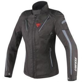 Dainese bunda dámská STREAM LINE D-DRY LADY vel.42 černá/šedá, textilní