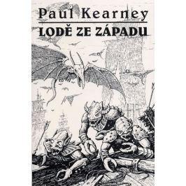 Kearney Paul: Lodě ze západu