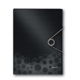 Box na spisy PP neprůhledný BEBOP černý