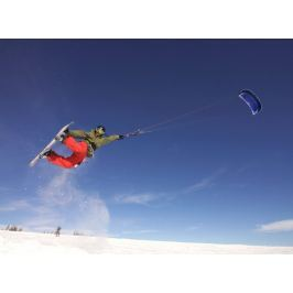 Poukaz Allegria - kurz snowkitingu Boží Dar