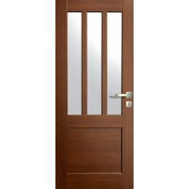 VASCO DOORS Interiérové dveře LISBONA kombinované, model 5, Bílá, C