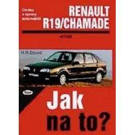 Etzold Hans-Rudiger Dr.: Renault 19/Chamade od 11/88 do 1/96 - Jak na to? - 9.