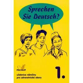 Dusilová Doris: Sprechen Sie Deutsch - Pro zdrav. obory kniha pro studenty