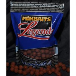 Mikbaits boilie Legends 10 kg 24 mm oliheň&javor