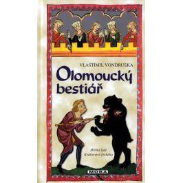 Vondruška Vlastimil: Olomoucký bestiář