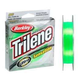 Berkley Vlasec Trilene Sensation Solar 270 m 0,26 mm, 6,48 kg