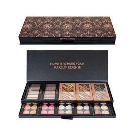 Makeup Revolution Dárková sada dekorativní kosmetiky Palette Vault