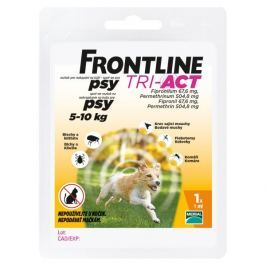Merial Frontline TRI-ACT spot on Dog S 1 ml