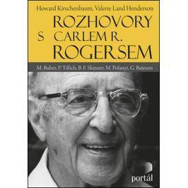 Kirschenbaum Howard: Rozhovory s Carlem R. Rogersem