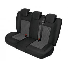 KEGEL Potah na zadní sedadla PERUN Super M-L LUX, barva šedá