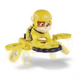 Spin Master Paw Patrol Figurka s leteckými doplňky Rubble žlutá