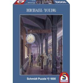 Schmidt Puzzle Odjezd 5:35 1000 dílků