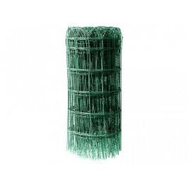 Dekorační pletivo Zn+PVC - výška 40 cm, role 25 m