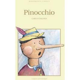 Collodi Carlo: Pinocchio (anglicky)