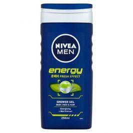 Nivea Sprchový gel pro muže Energy (Objem 500 ml Náplň v sáčku)