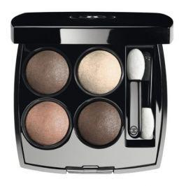 Chanel Oční stíny Les 4 Ombres (Quadra Eye Shadow) 4 x 1,2 g (Odstín 14 Mystic Eyes)