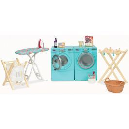 Our Generation Sada na praní a sušení prádla