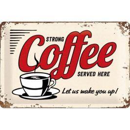 Postershop Plechová cedule Coffee
