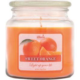 Ilkos Vonná svíčka Sweet Orange, střední