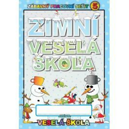 Mihálik Jan: Zimní veselá škola