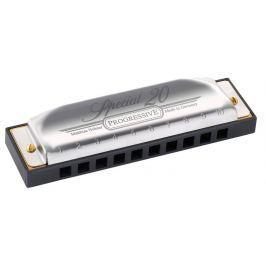 Hohner Special 20 A-major Foukací harmonika