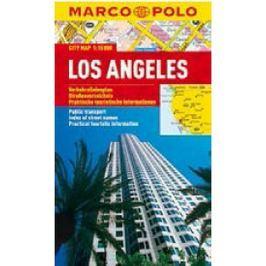 Los Angeles - City Map 1:15000