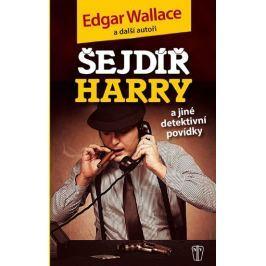 Wallace a kolektiv Edgar: Šejdíř Harry a jiné detektivní povídky