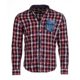 Desigual pánská košile Juli L červená