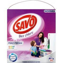 Savo Prací prášek na barevné prádlo 3,5 kg (50 praní)