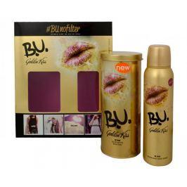 B.U. Golden Kiss - EDT 50 ml + deodorant ve spreji 150 ml