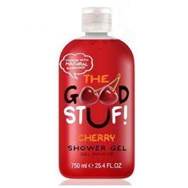 The Goodstuf Hydratační sprchový gel s vůní třešní (Cherry Shower Gel) 750 ml