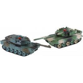 Alltoys RC Tank ZTZ96A PK M1A2 1:32 - rozbaleno