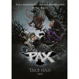 Larssonová Asa, Korsellová Ingela,: Pax 8 - Bílý had