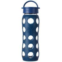 Lifefactory láhev klasický uzávěr 650 ml midnight blue