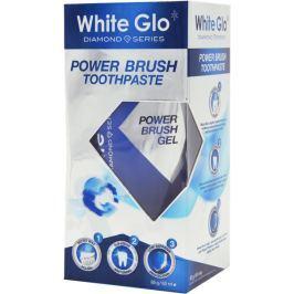 White Glo Zubní pasta Powerbrush