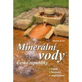 Květ Radan: Minerální vody České republiky
