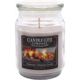 Candle-lite Svíce vonná Evening Fireside Glow 510 g